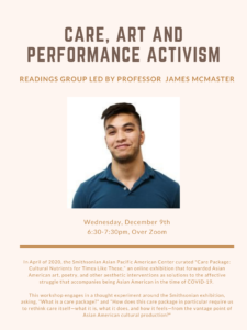 Care, Art and Performance Activism